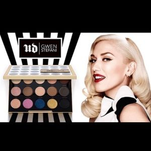 URBAN DECAY Gwen Stafani Palette Limited Edition